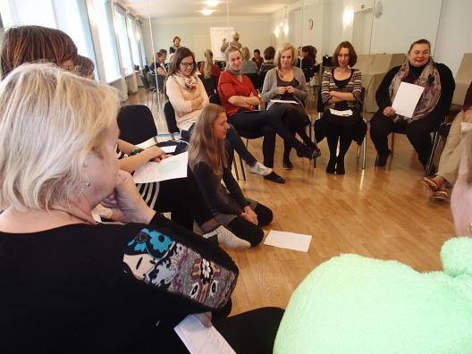 Lugude jutustamise kursus Tallinnas 05.10.2016