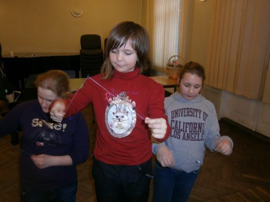 Vurritamine, vastlaprogramm Tartus 21.02.2012.